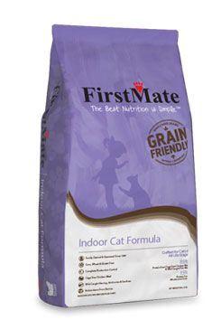 First Mate Cat Adult Indoor