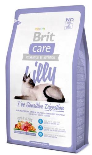 Brit Care Cat Lilly I've Sensitive Digestion