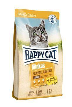 Happy Cat Minkas Hairball CONTRL.Geflügel 10kg