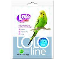LOLOLINE perličky s jódom pre andulky 20 g