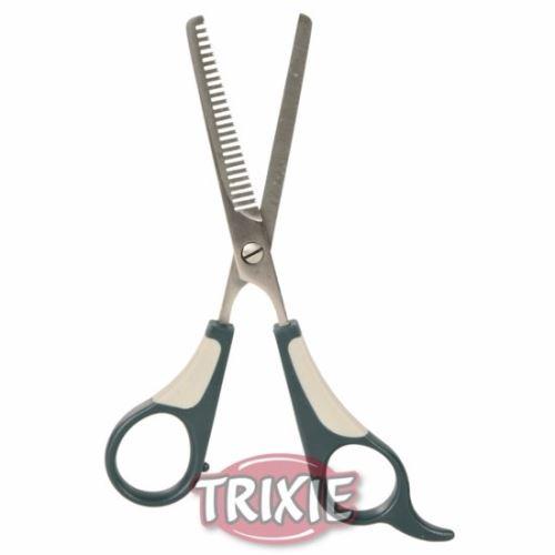 Efilačné nožnice prestrihávacie jednostranné 18 cm