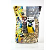 FINE PET Super Mix Velký papoušek