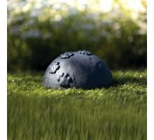 Náhrobný kameň kupola s labkami 15 x 8 cm
