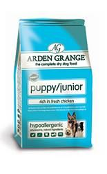 Arden Grange Puppy / Junior rich in fresh Chicken