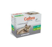 Calibra Cat vrecko Premium Sterilised