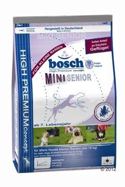 Bosch Dog Senior Mini