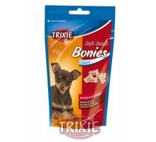 Soft Snack BONIES Light - mäkké kocky hovädzie/morka 75g