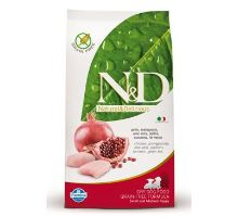 N & D Grain Free DOG Puppy S / M Chicken & Pomegranate