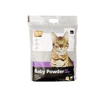 Podstielka pre mačky s BABY POWDER vôňou
