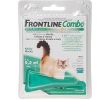 Frontline Combo Spot-on cat sol.1x1 0,5 ml