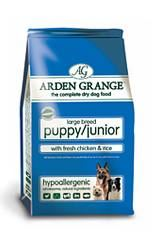 Arden Grange Puppy / Junior Large Breed with fresh Chicken & Rice