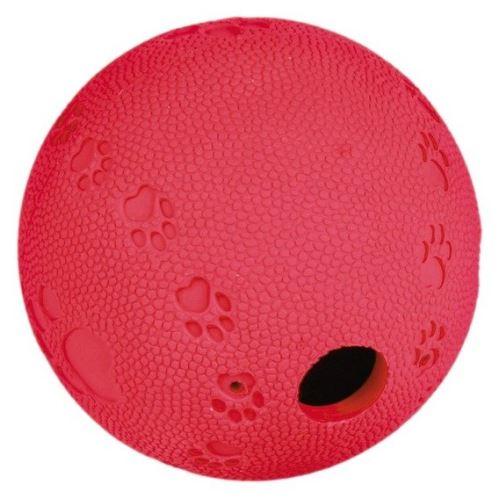 Labyrint-Snacky lopta na pamlsky tvrdá guma TRIXIE