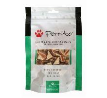 Perrito Chicken & Pollock Sandwich mačky a malé psy 100g