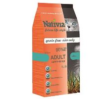 Nativite Cat Adult Salmon & Rice Active