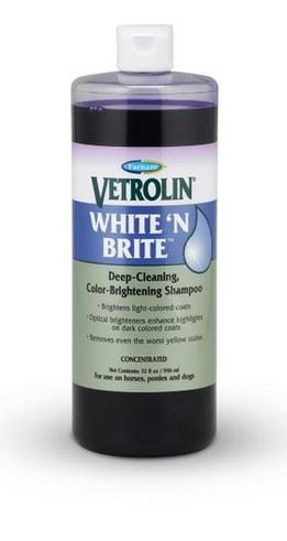 Farnam White 'N Brite shampoo 946ml