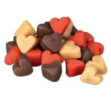 Trainer snack Mini Hearts 200 g - kura, jahňacie a losos