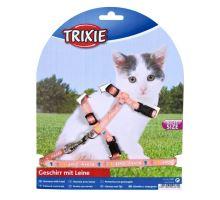 Postroj pre mačiatka KITTY CAT 21-33 cm/8 mm/1,20 m