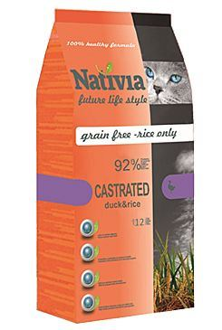 Nativite Cat Castrated