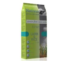 Nativite Dog Adult Lamb & Rice