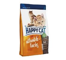 Happy Cat Supr.Adult Fit & Well Atlantik Lachs Fish1,4kg
