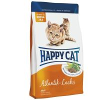Happy Cat Supreme Adult Fit & Well Atlantik Lachs Fish