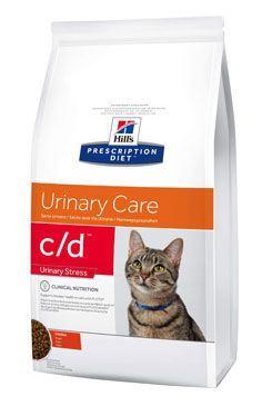 Hill 'Fel. C / D Dry Urinary Stress 400g