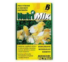 Nutri Mix pre hydinu výkrm a odchov plv