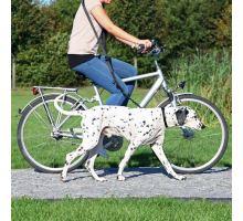 Vodítko na bicykel a jogingu 1,00-2,00m / 25mm TRIXIE