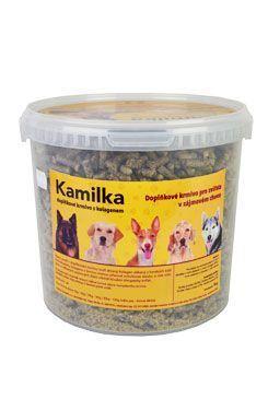 KAMILKA dopl. kolagénové krmivo pre psov