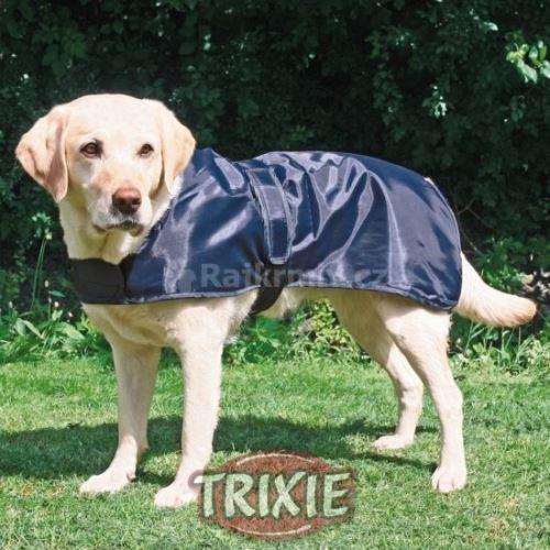 Oblek T-coat Lyon fleece modrá XL 1 KS