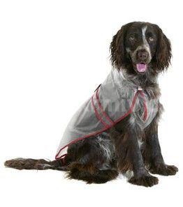 Pršiplášť pre psov PVC KARLIE