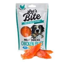 Brit Let 's Bite Meat Snacks Chicken Fillet