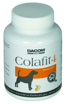 Colafit 4 pre biele a čierne psy