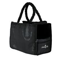 Prepravná taška čierna KING OF DOGS 36x26x17cm