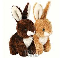 Plyšový zajačik sediaci 15 cm