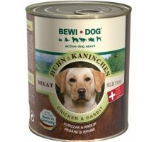 Bewi Dog Chicken & Rabbit 800g