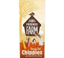 Supreme Tiny Farm Snack Reggie Chippies potkan 120g