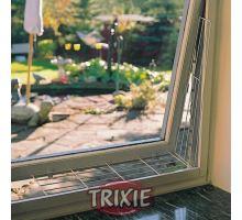Ochranná mreža do okna, obdĺžniková 65 x 16 cm