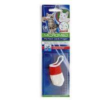 Kefka zubné MICROMED na prst mačka