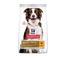 Hill 'Can.Dry SP H.Mobility Adult Medium Chicken14kg