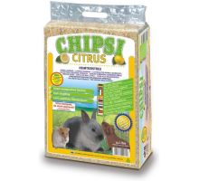 Chipsy lisované hobliny CITRUS