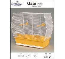 Klietka GABI - biela 500x280x430mm