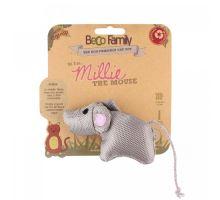 Beco Cat Nip Toy - Myška Millie VÝPREDAJ