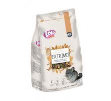 EXTRIMO kompletné krmivo pre činčily v sáčku so zipsom 750 g