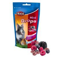 MINI dropsy lesné plody pre morčatá, králiky 75 g