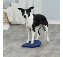 Dog Activity balančné vankúš 28 x 4 x 28 cm tmavomodrý