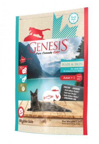 GENESIS Pure Canada My Blue Lake Hair, Skin Cat