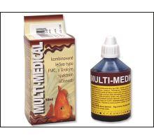 Multimedikal HU-BEN kombinované liečivo 50ml