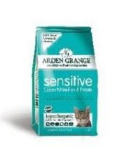 Arden Grange Adult Cat Sensitive Ocean White Fish & Potato