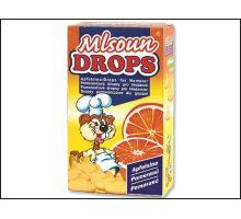 Drops pomarančový 75g